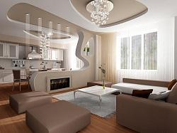 Дизайн интерьера гостиная фото