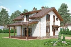 19dc9ab70 Компания Qproject предлагает рассмотреть новую концепцию Q1v5 – проект дома  10 на 12 с мансардой. Это отличное предложение для собственников участков с  ...