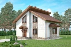 62b966c03 Проекти дачних будинків: замовити готовий проект дачного будинку в ...